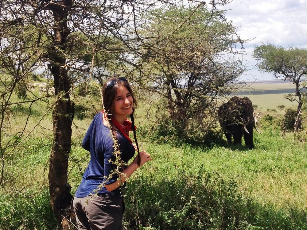 kasia kowalczyk elefant twins on tour