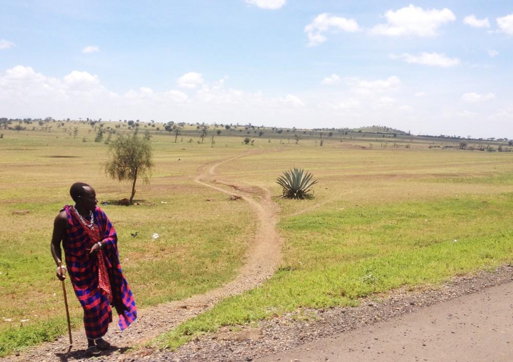 masai tanzania twins on tour