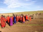 masai traditional dance twins on tour