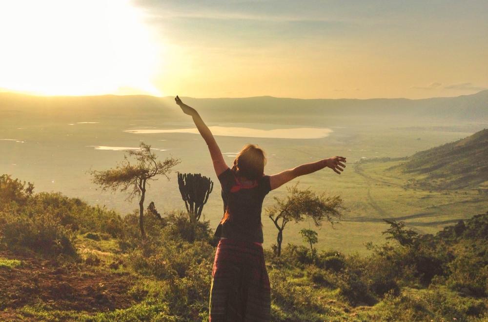 ngorongoro twins on tour kasia kowalczyk