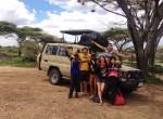 safari fun twins on tour kasia kowalczyk
