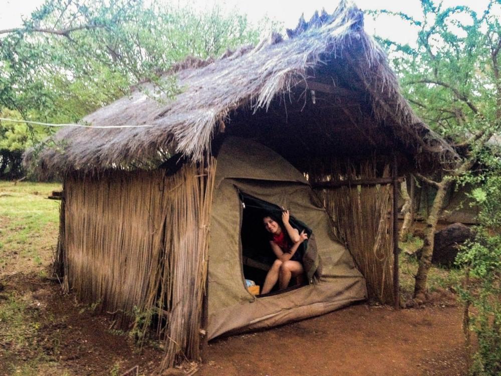 tent camp twins on tour kasia kowalczyk