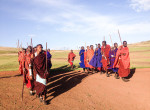 twins on tour masai traditional dance