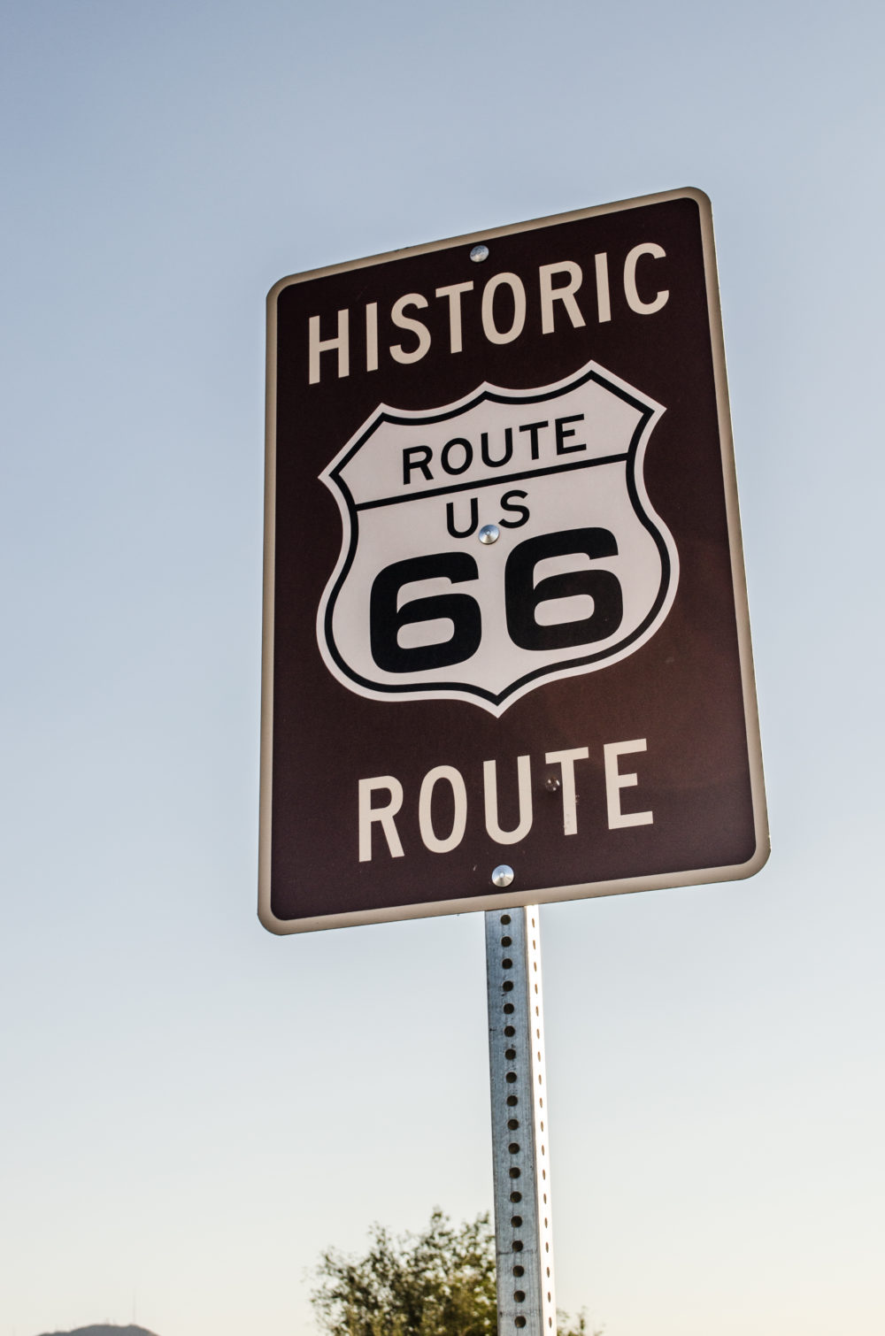 twins on tour route 66