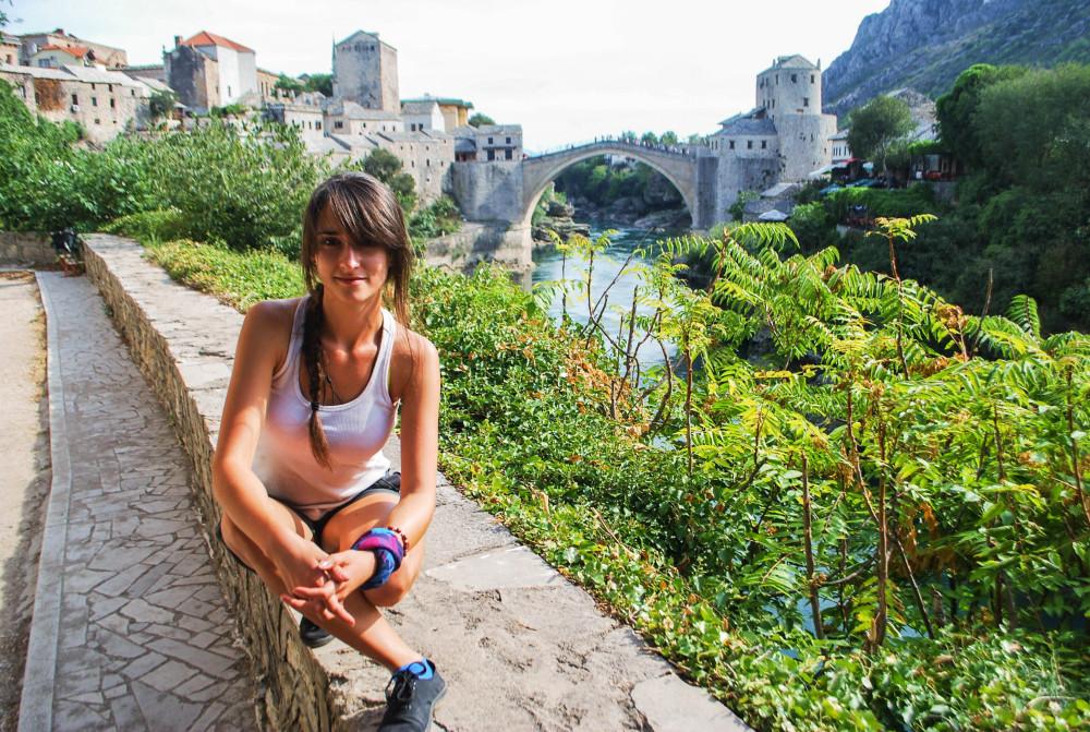 karolina kowalczyk mostar stary most twins on tour