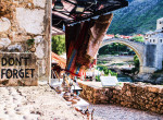 mostar stary most balcans twins on tour