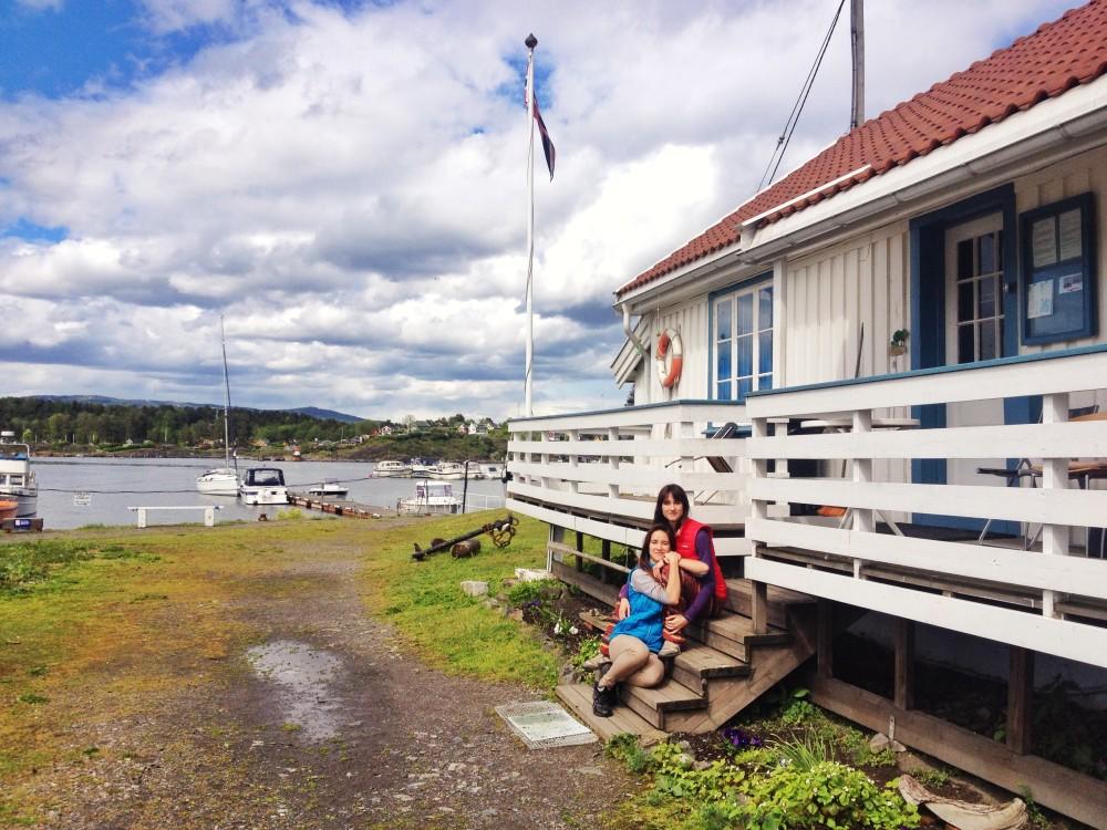 Hovedøya oslo norway kasia i karolina kowalczyk twins on tour