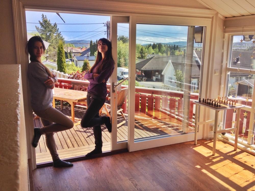 twins on tour norway oslo kasia i karolina kowalczyk