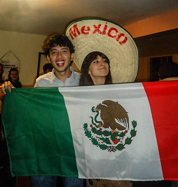 mexico twins on our karolina kowalczyk