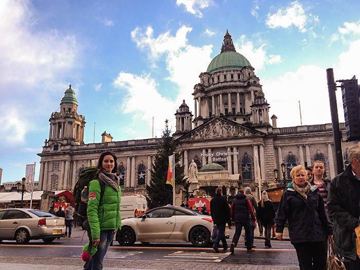 kasia z twins on tour belfast city hall-2