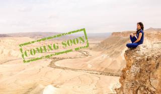 twins on tour izrael coming soon kasia desert pustynia