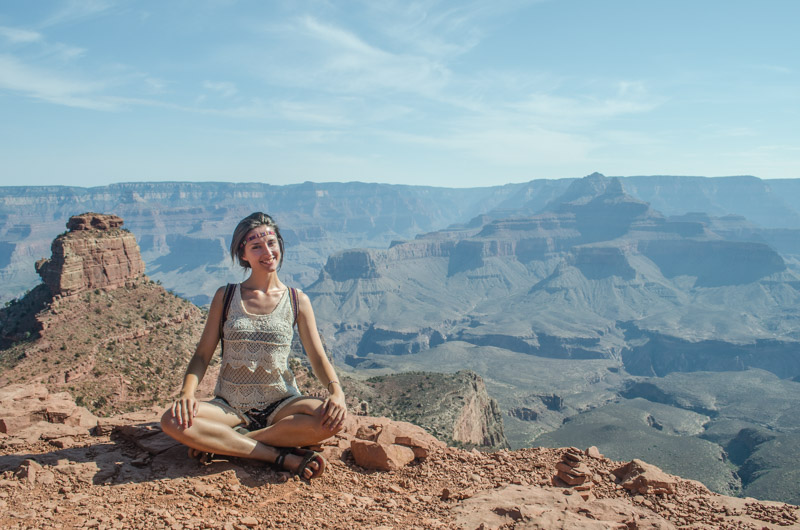 karolina kowalczyk usa grand canyon