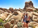 joshua tree national park twins on tour usa