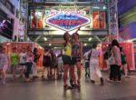 las vegas usa twins on tour travel