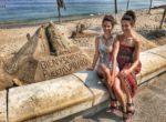 mexico puerto vallarta twins on tour
