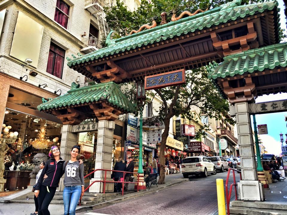 san francisco twins on tour chinatown