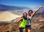 usa death valley dolina smierci twins on tour