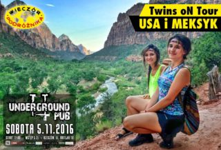 underground usa meksyk twinsontour