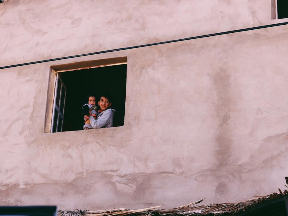 dziecko maroko marakesz