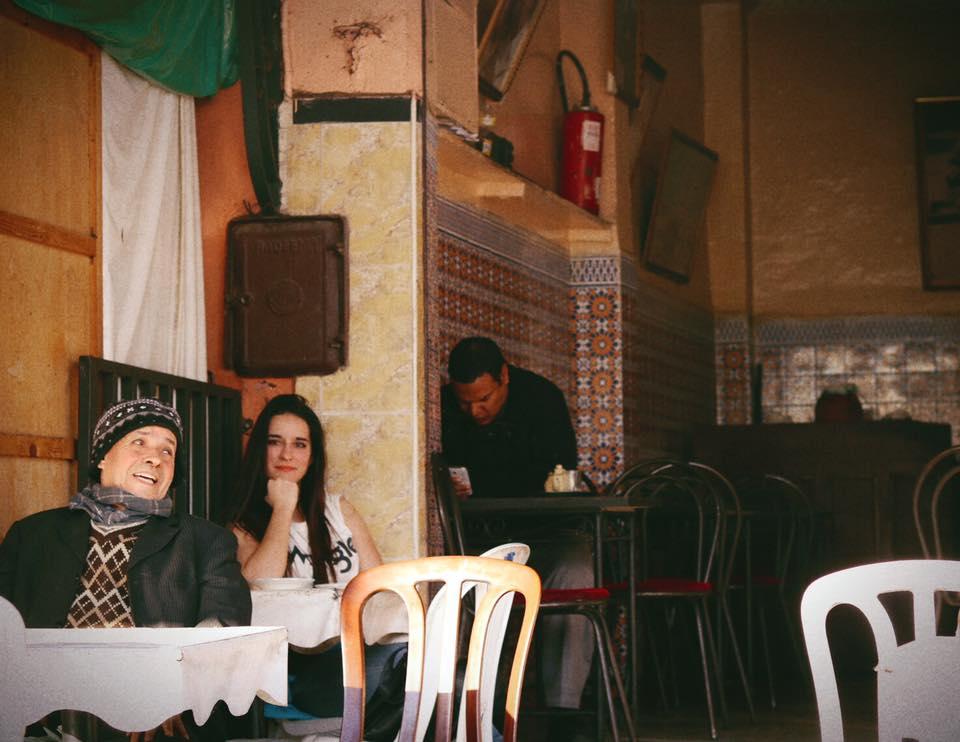 twins on tour maroko marakesz